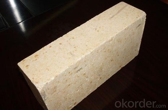 High quality casting steel refractory brick