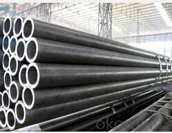 ASTM seamless steel pipe for structure use