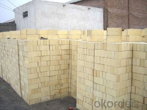 Refractory Bricks For Glass Furnace---Manufactured in China