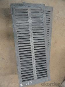 High Manganese Steel Crusher Discharge Grates Plate