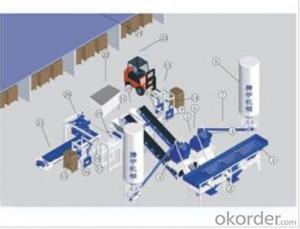 Automatic Block Production LineQFT12-15/9-15