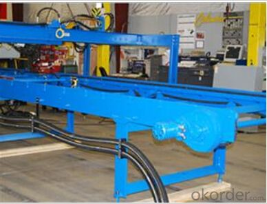 Pallet Returner,pallet return conveyor, is often used in brick production line