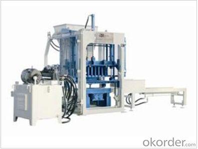 Automatic Block Machine QFT 4-15 , high quality