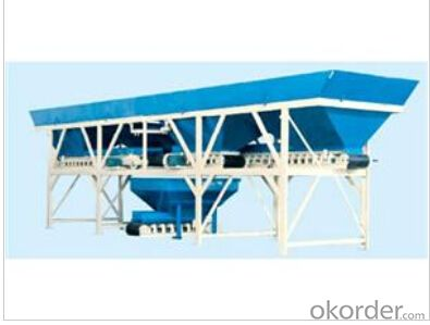 PL Concrete Batching Machine,an automatic foreground machine