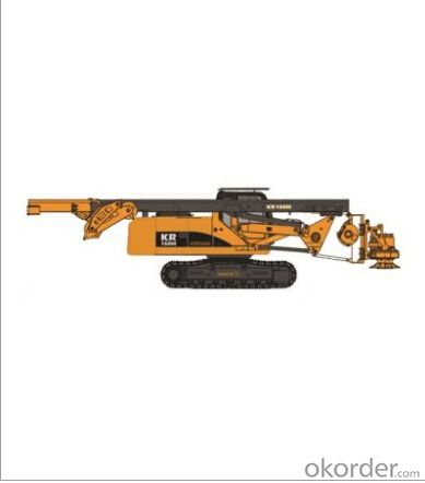 Category: KR 160 Rotary Drilling Rig,best quality