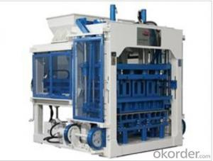 Automatic block machine QFT 9-15,low price