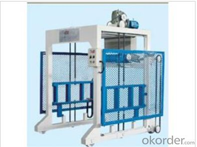 Block Stacker,save investment cost and reduce labor