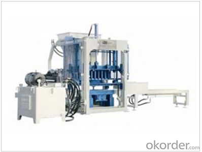 QT 4-15B Semi-Automatic Block Machine,best quality