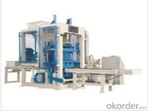 High quality QT 4-15A automatic block making machine