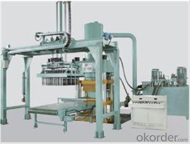 Double-Direction Hydraulic Pressure Block Machine