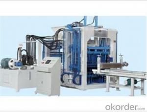 Automatic Block Machine QT 6-15B, low price