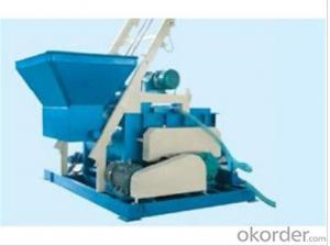 JS Concrete Mixer,double horizontal shaft compulsory mixer