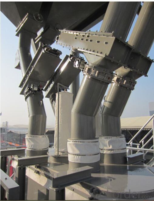 Stairs type dry mortar mixing plant,Outstanding