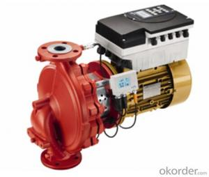Etaline PumpDrive,Close-coupled in-line circulator pump
