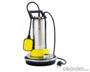 Ama-Drainer 400/500,Vertical, fully floodable submersible motor pump