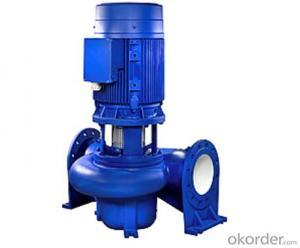 Etaline-R,Vertical close-coupled, in-line circulator pump