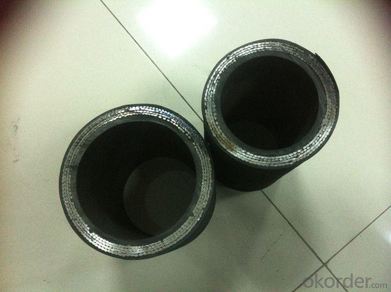Hydraulic Rubber Hose DIN EN 857 2SC  DN16