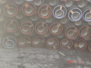 T Type Ductile Iron Pipe DN350 Socket spigot pipe