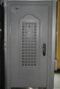 high quality security steel door with different color