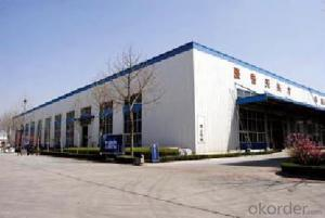 Steel Structure Sandwich Panel Workshop Warehouse