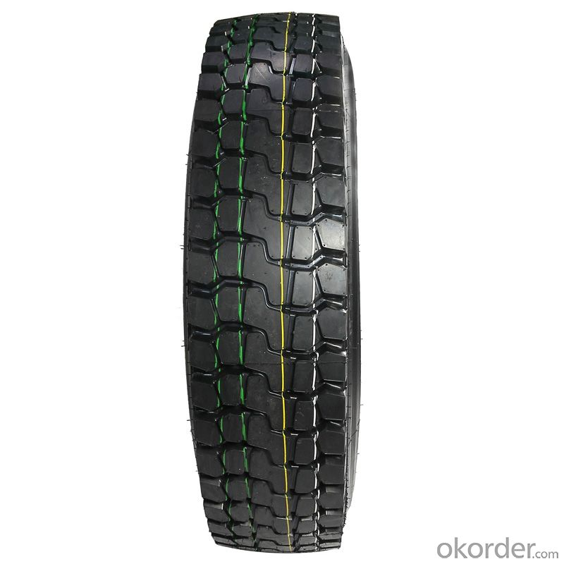 Truck Tire 265/70R19.5 All steel radial, first class quality guaranteed