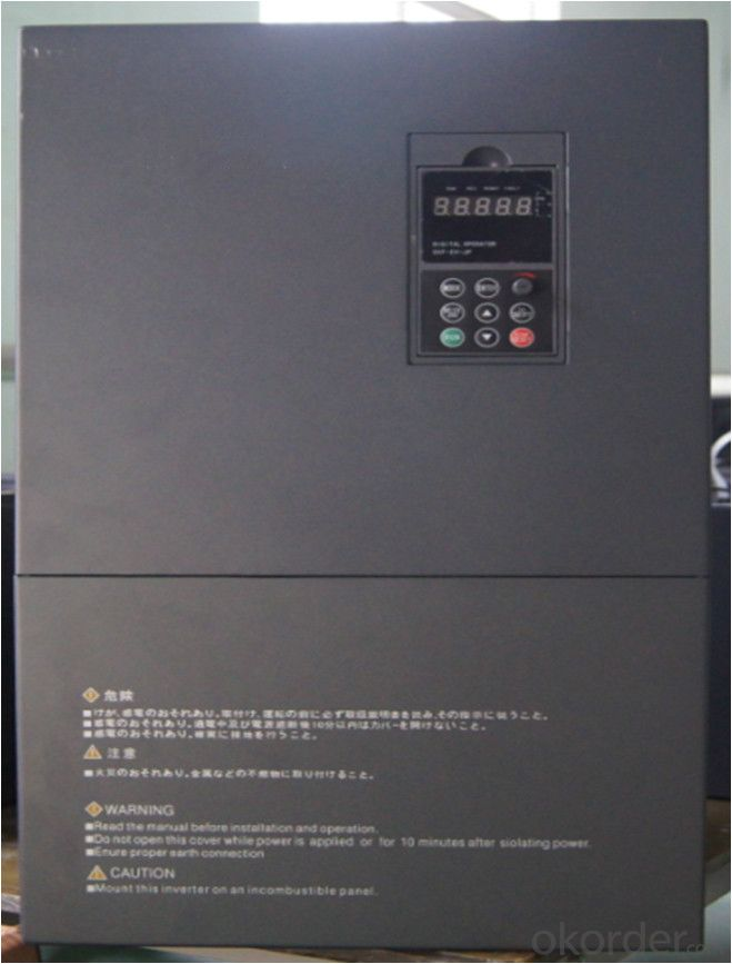 AC Driver China Best Selling VFD Frequency Drive 3 phase 380V 11kw