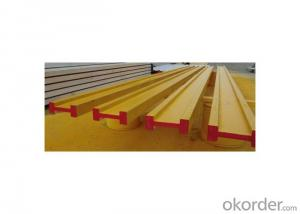 H20 Pine Wood Beam for Concrete Form Work