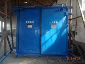 Zhongmei brand No Pressure Ventilation Door