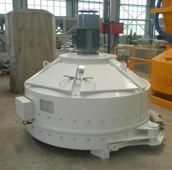 Planetary Mixer/ Concret mixing plant machine