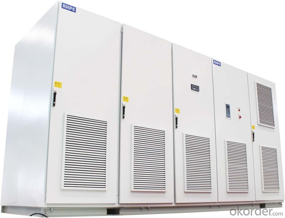 China High Medium Voltage Drive 6KV 12000KW