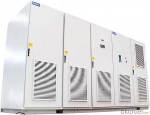 China High Medium Voltage Drive 6KV 12000KW