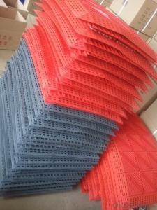 Multimaterials, Floor Mats, Moisture-proof, Various Sizes