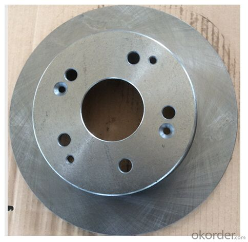 Disc Brake 43512-17120 (31299)  Brake Discs/Rotors with Ts16949 Certificate