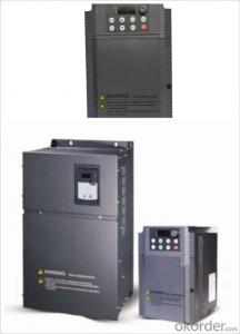 Frequency Inverter Single-phase 220V class 5.5KW