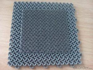 3-Multimaterials Floor Mats, Moisture-proof, Various Sizes