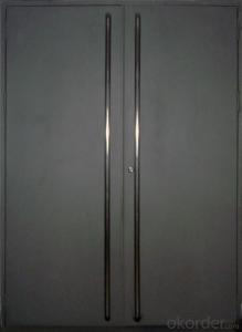 popular steel fire door with CE Certificate