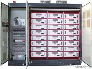 China High Medium Voltage Drive 6.6KV 1000KW
