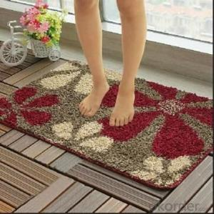 Door Rugs, Customized Requirements are Accepted, Available in Various Colors