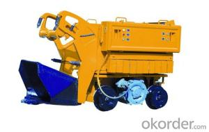 Zhongmei brand Z-17 Electric Rock Loader