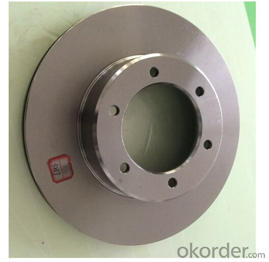 Ts16949 Certificate Approved Brake Disc of 55093 (25797350)