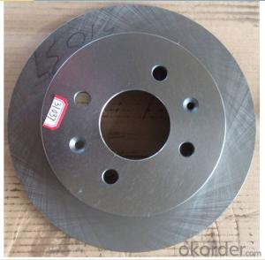 Braking Disc Aimco 3257  Oe43512-35190