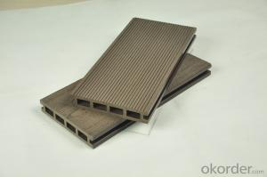 Wood Plastic Composite Solid Decking and Accessories