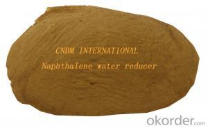 Sodium Naphthalene Formaldehyde water reducer