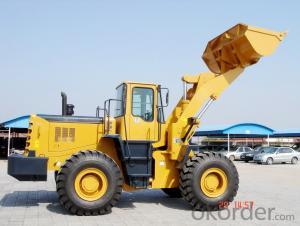 Zhongmei brand Wheel Loader for mining site