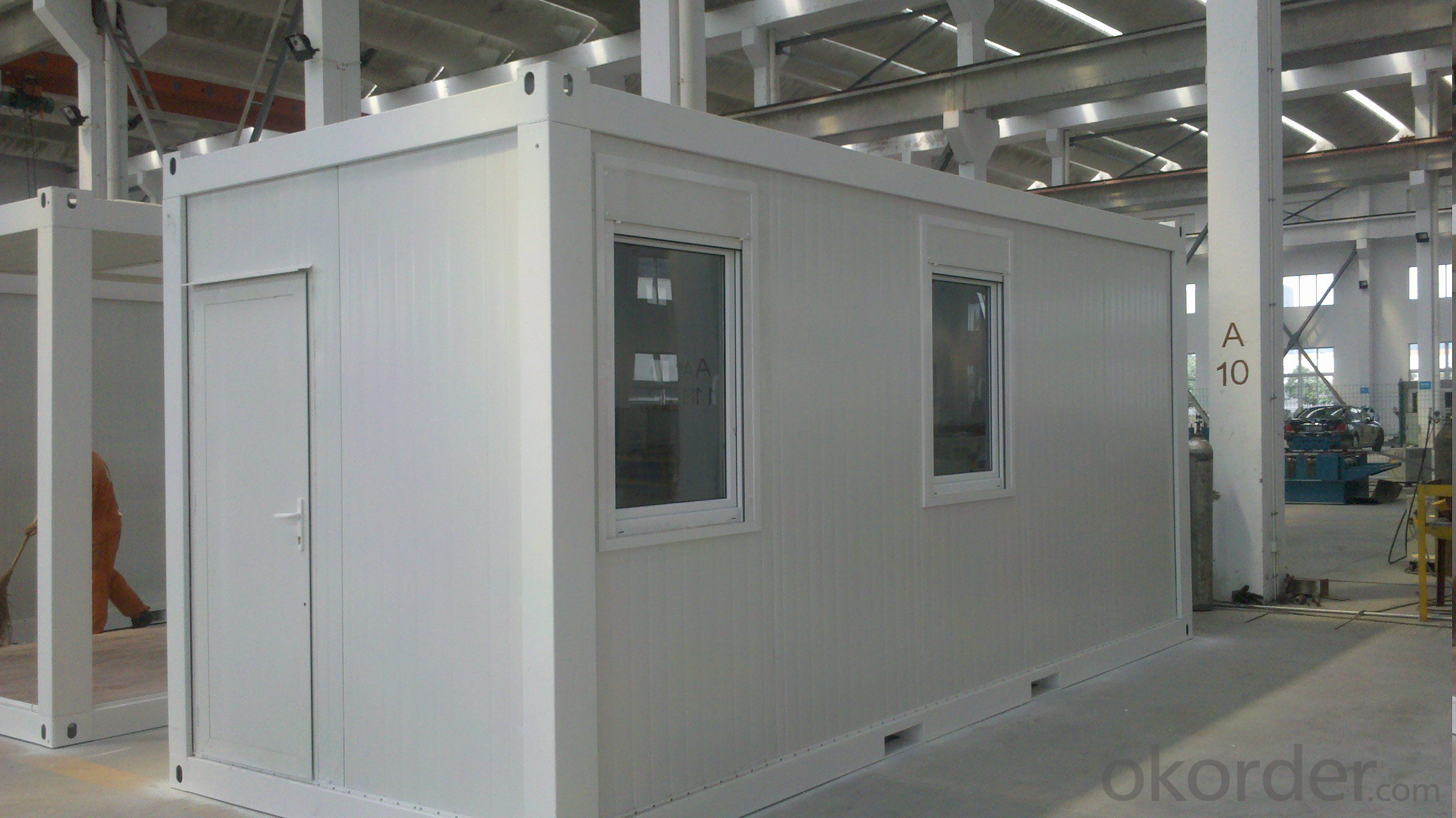 Well Sold  modern prefabricated container house for sale