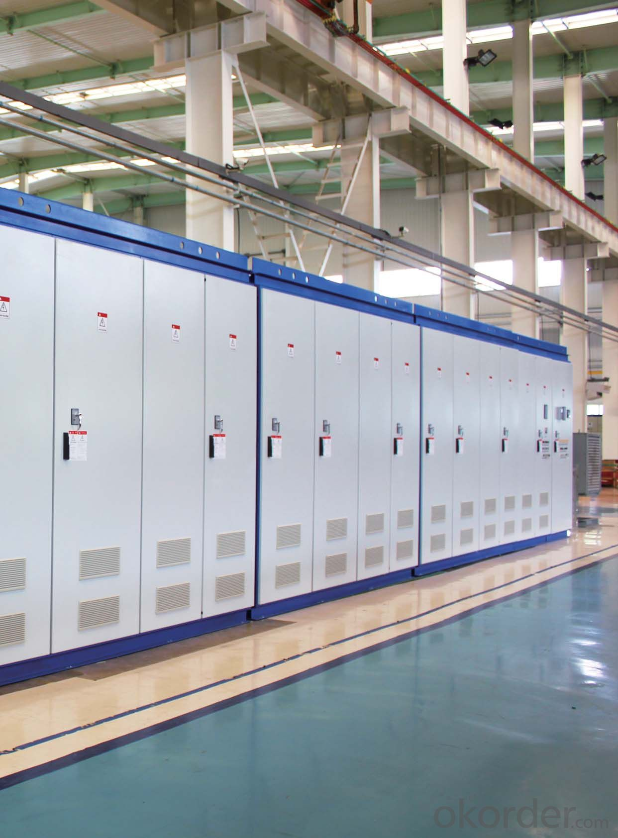 High Medium Voltage Drive 4.16KV 2500KW VFD