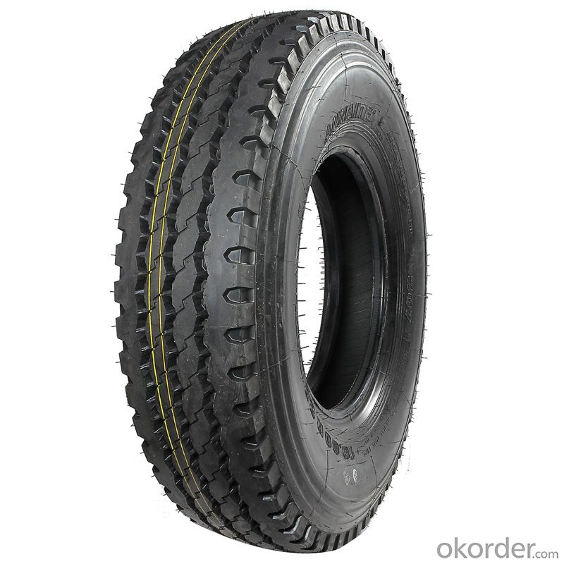 Truck Tire 295/80R22.5 All steel radial, first class quality guaranteed