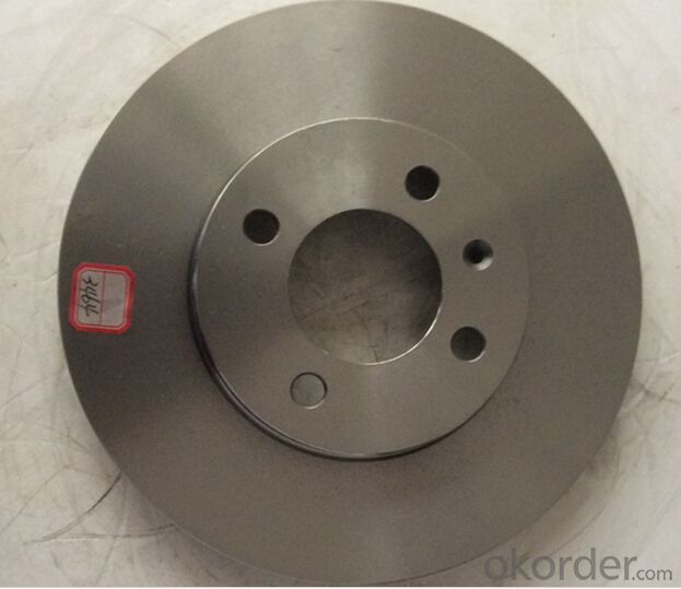 Auto Parts High Quality Brake Disc 55095