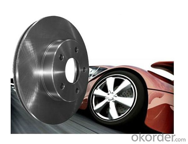 Brake disc for mazda oem  L206-33-25XA OEM