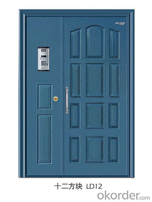 new design Steel Security Door with good quality